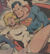 Kal-L and SuperGirl (ASC, Issue 69)