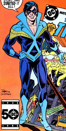 Nightwing (Tales of the TT 59, Nov. 85)