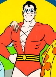 Plastic Man Michael Bell (The Plastic Man ComedyAdventure Show)
