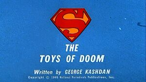 The Toys of Doom