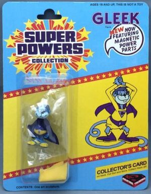 Gleek (Super Powers figure)