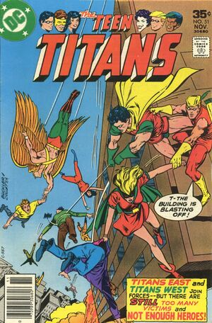 Cover Page (TeenTitans, 51)
