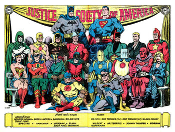 JSA (Justice League of America 76)