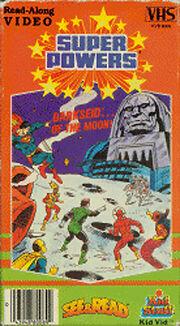 Super Powers Video Series