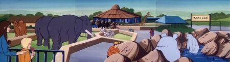 Jungle World Zoo (2b - Tiger on the Loose)