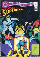 Superman Greek Comics 98