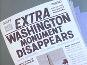 Extra (01x12 - The Menace of the White Dwarf)