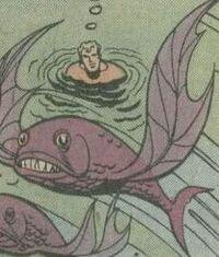 Exorian Flying Fish (SF 21)