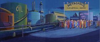 Metropolis Industrial Center (2a - The Secret Four)