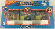Super Powers Micro-Figures - Gentle Giant Ltd. 2016 Convention Exclusive