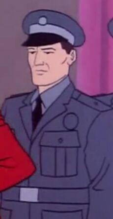 Vanderbulge's Security Guard