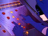 Justice League crime computer