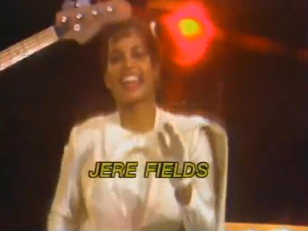 Jere Fields