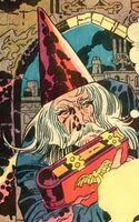 Merlin (The Demon 1)