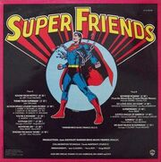 Super Friends audio