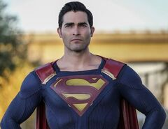 Superman Tyler Hoechlin (Arrowverse)