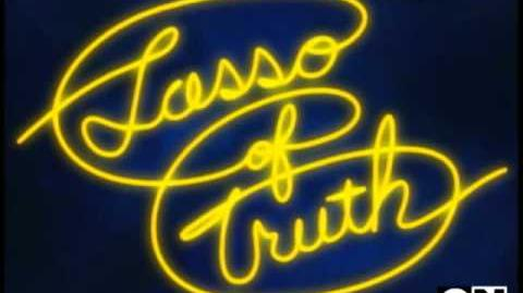 Wonder Woman's Lasso of Truth - Featuring Jσhnny Bravσ