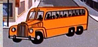 Stalledschoolbus
