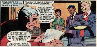 Cranston, Grayson & Wayne 1 (Wonder Woman 282)