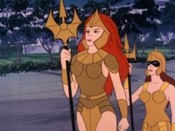 Queen Ocina (05x07c - Return of Atlantis) 3