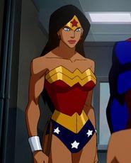 (2010) WW Vanessa Marshall (JL - Crisis on Two Earths)