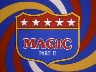 Magic, Part 2 (02x1d - The Whirlpool)