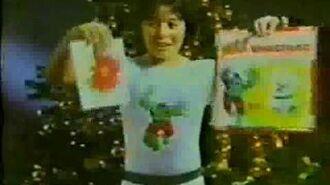 1978 Underoos Christmas Commercial Superman Spiderman Wonder Woman