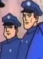 Police Lieutenant Men