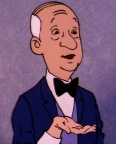 Mr. Mergen (01x02 - The Baffles Puzzle)