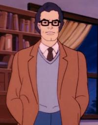 Professor Stein (09x01 - The Seeds of Doom)