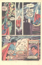 Supes Leaving 1 - Legion of Super-Heroes, 259 (Jan. 1980)