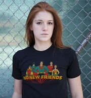 Super Friends clothing