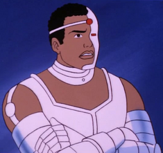 Cyborg (09x03 - The Darkseid Deception)