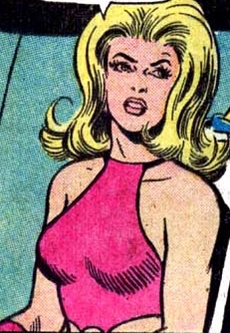 Saturn GIrl (Superboy 190)