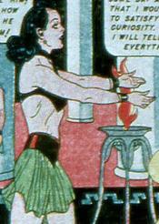 Diana (All-Star Comics 8 (Dec.1941 – Jan. 1942))