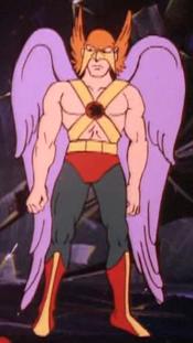 Hawkman (03x06b - Monolith of Evil)