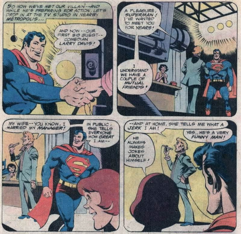 Image result for SUPER FRIENDS # 5--Superman meets Funnyman