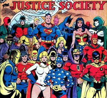 JSA Team (DC Special 29)