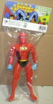 Spider-Man (Super Powers Action Figure)