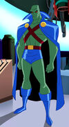 6) J'onn J'onzz, aka The Martian Manhunter4
