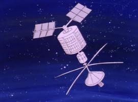 G.E.E.C. Satellite (01x03 - Prof Goodfellow's G.E.E.C.)