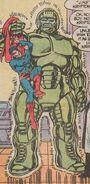 Kryptonoid Man