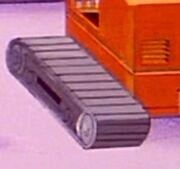 Tractor tread