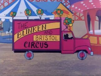Blinken & Bristol Circus (01x15 - The Planet-Splitter)