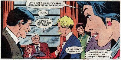 Cranston, Grayson & Wayne 2 (Wonder Woman 284)