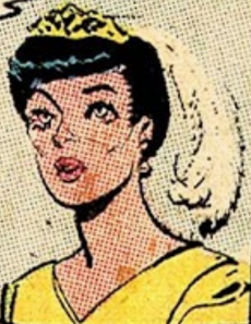 Princess Astrid (Secret Six, 5, January, 1969)