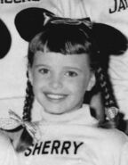 Sherry Alberoni Mouseketeer