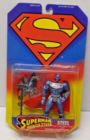 Steel (Superman Man of Steel figure)
