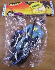 Batman with sword (Super Powers figure)