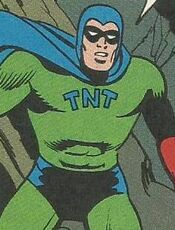 T.N.T (SuperFriends 12)